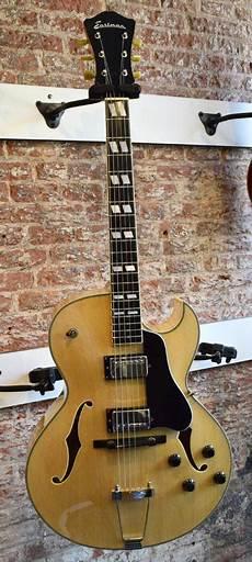 eastman ar372ce blonde vintage mechanieken dijkman muziek