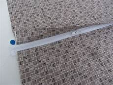 kissen mit reißverschluss nähen kissenh 252 lle mit verdecktem rei 223 verschluss tutorial