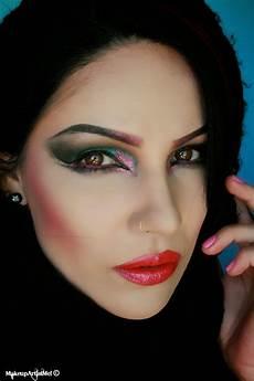Arabic Drama Makeup Tutorial