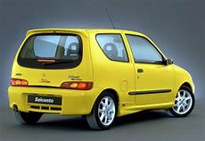 fiat seicento abarth til there was a fiat seicento michael schumacher limited