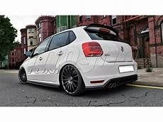 Vw Polo 6c Gti Facelift Master Rear Bumper Extension