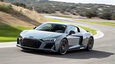 2019 audi r8 first drive power hitter