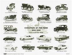 evolution of cars time ford evolution 1896 to 1968 flickr photo