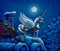 christmas unicorn fantasy photo 9462423 fanpop