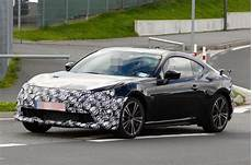 toyota gt86 2017 2017 toyota gt86 facelift spotted testing for the time autocar