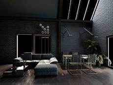 living room with grey walls and sofa on