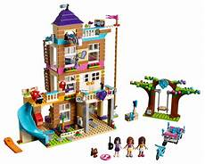 Malvorlagen Lego Friends House 41340 Lego Friends Friendship House Set 722 Pieces Age 6