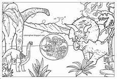 ausmalbilder zum ausdrucken ausmalbilder jurassic world