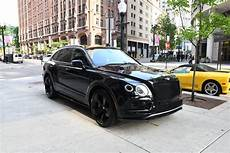 bentley bentayga edition 2018 bentley bentayga black edition stock gc2650 s for