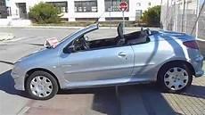 peugeot 206 cabrio 2005 peugeot 206 c c cabrio quicksilver 1 6i 5995