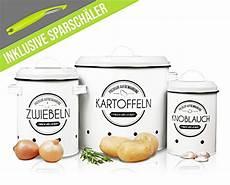 Vorratsdosen Kartoffel Zwiebel Knoblauch Test Und
