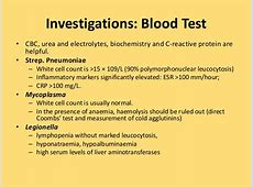 chronic high white blood cell count