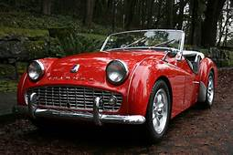 1961 Triumph TR3 Overdrive  Sports Car Shop