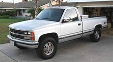 1989 chevy k1500 4x4 silverado great tow vehicle or work
