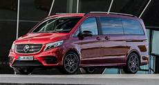 Mercedes V Klasse Rise - mercedes v class gets rise and limited edition versions
