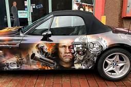 Terminator BMW  Advanced Airbrush