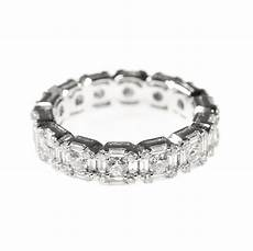 2 25 carat eternity diamond wedding ring