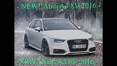 audi a3 8v 34567 audi a3 8v restyling lower the suspension and adapt to any fund psa