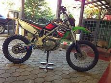 Modifikasi Klx 150 Motocross by Modifikasi Klx Dan D Tracker Thecitycyclist