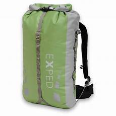 exped drypack wb 40 wasserdichter rucksack review