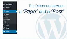 the difference between a a page website creation workshop