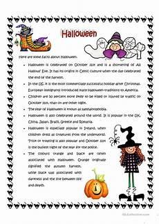 halloween worksheet free esl printable worksheets made by teachers