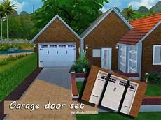 4 Garage Doors by Kinder10000 S Garage Door Wall Set