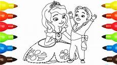 Vorschule Malvorlagen Junior Sofia The Princess Coloring Page L Disney Junior