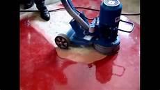 peinture de sol enlever une peinture de sol avec une rectifieuse dumatos