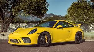 2018 Porsche 911 GT3 First Drive Review Price Release