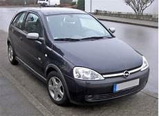 2002 Opel Corsa Partsopen