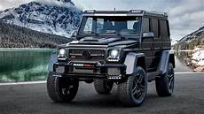 Brabus 850 6 0 Biturbo 4x4 Edition Mercedes G