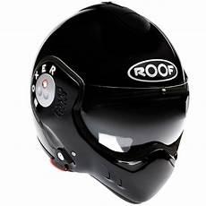 casque roof v8 casque roof boxer v8 noir brillant noir casque modulable