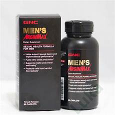 gnc arginmax 90 tablets dietary supplement sexual health