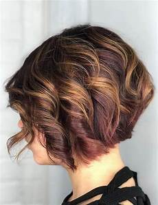 35 eye catching short bob haircuts for curly hair belletag
