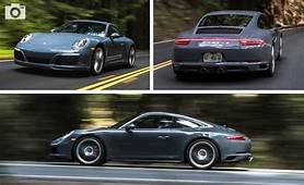 2018 Porsche 911 Carrera GTS Specs And Price  Cars Review