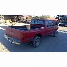 car engine manuals 1997 toyota tacoma auto manual used 1997 toyota tacoma parts car red with grey interior 6 cyl engine manual transmission