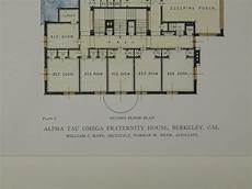 fraternity house floor plans a beautifully detailed original plan of the floor plans