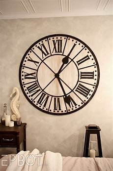 epbot diy tower wall clock