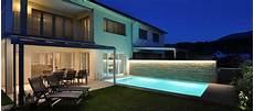 haus mit schwimmbad architektur aus einem guss ac schwimmbadtechnik