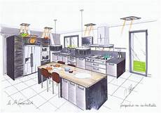 Plan De Cuisine Cuisines 2c Cr 233 Ations
