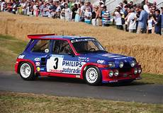 Photo Renault R5 Maxi Turbo Comp 233 Tition 1984 Motorlegend