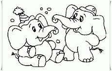 Gratis Malvorlagen Elefant Ausmalbilder Zum Ausdrucken Ausmalbilder Elefant