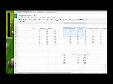 chrome spreadsheet practice sheets youtube