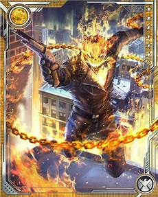 What If Ghost Rider Marvel War Of Heroes Wiki