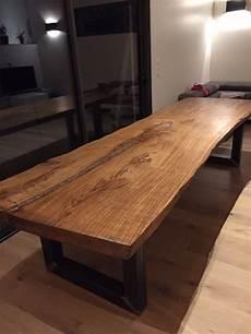 plateau table bois massif 32905 plateau de table en bois massif grande taille delta bois n 233 goce et commerce de bois