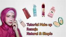 Tutorial Makeup Simple Untuk Remaja