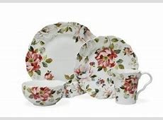 Floral Dinnerware Sets   Hollywood Thing