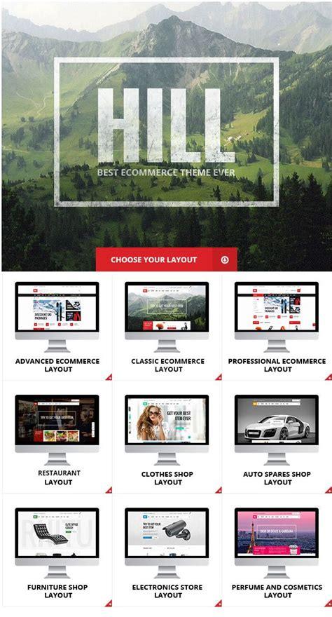 hill v1 7 premium responsive woocommerce theme