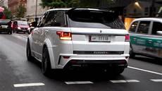 range rover mansory mansory range rover sport dateils sound hd
